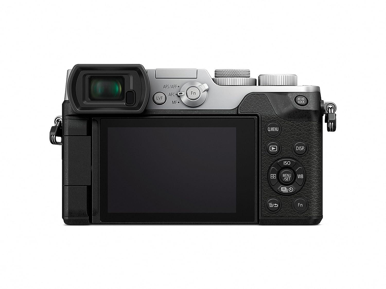 Cámara de Sistema Panasonic Lumix DMC-GX8EG-S (20 megapíxeles, 4K ...