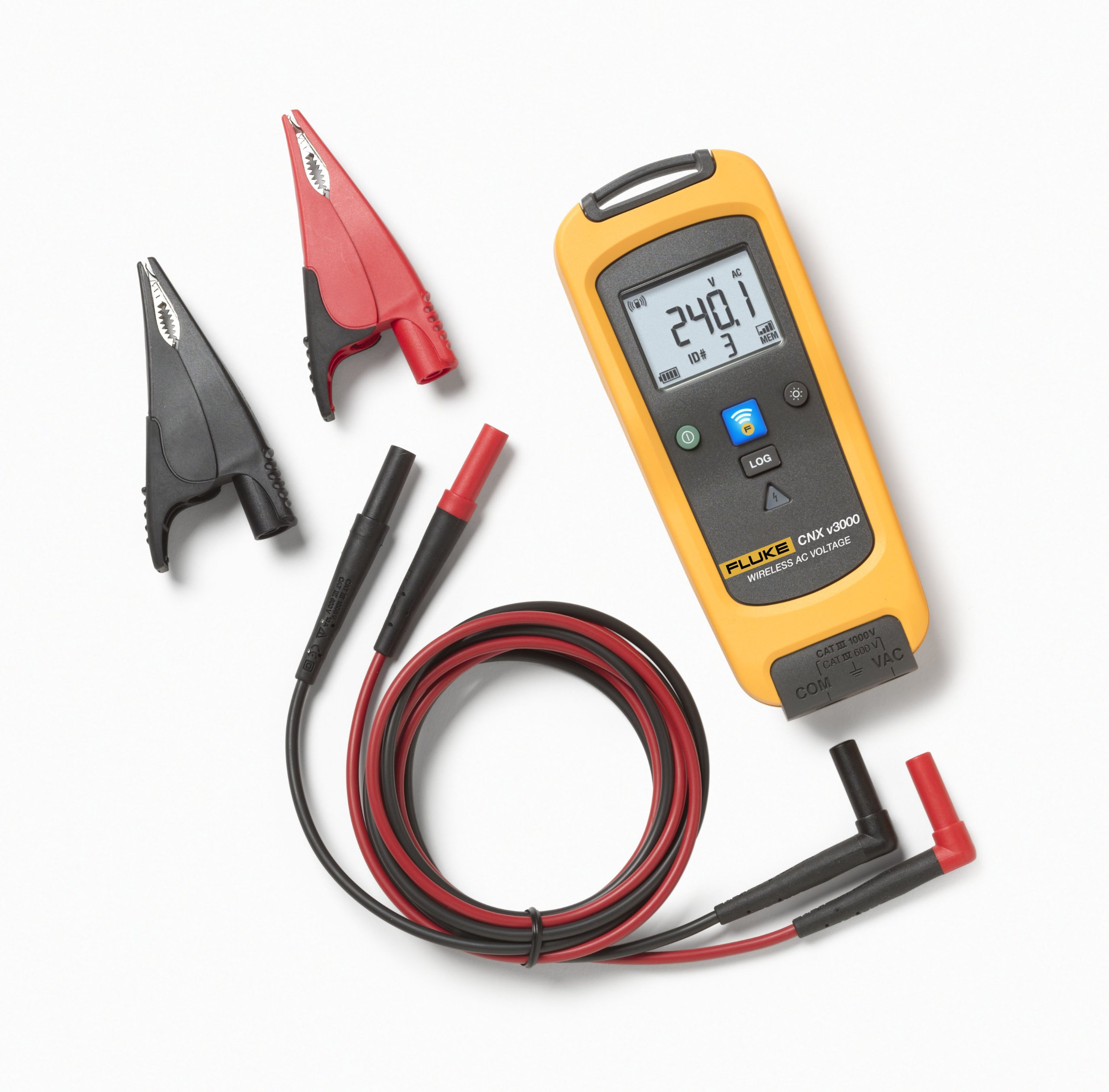 Fluke CNX v3000 AC Wireless Voltage Kit