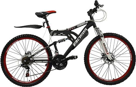 BOSS Dominator - Bicicleta de montaña para Hombre, Talla M (165-172 cm), Color Azul: Amazon.es: Deportes y aire libre