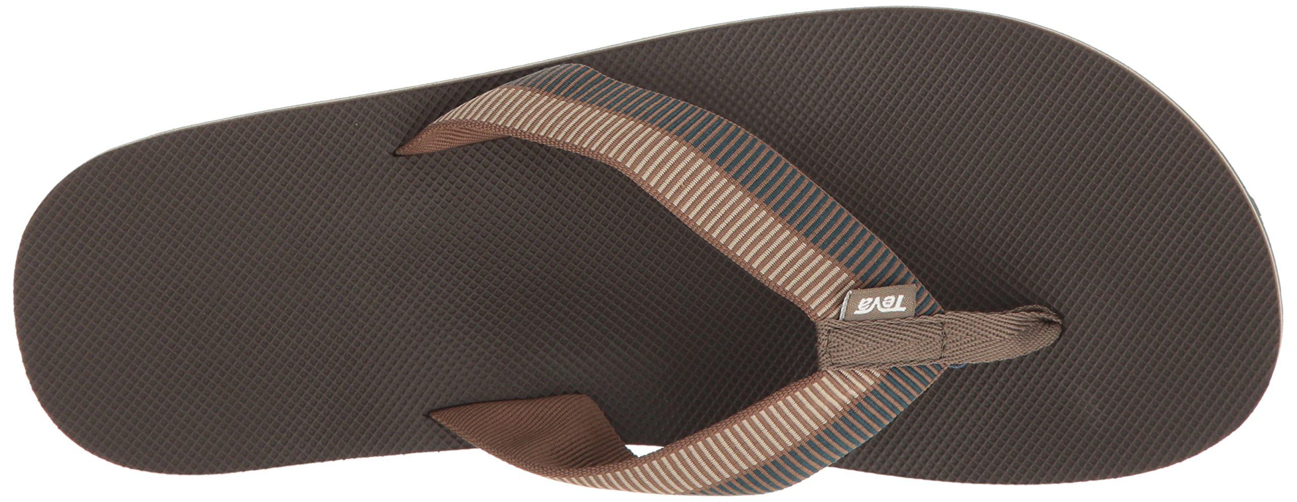 079e502af Teva Men s M Deckers Flip Sandal