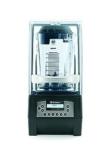Vitamix 36019 36019-1 Vita-Mix Quiet One Blender 48 oz Black