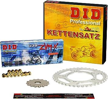Kettensatz Vfr 750 F 1990 1997 Rc36 Did X Ring Super Verstärkt Gold Auto