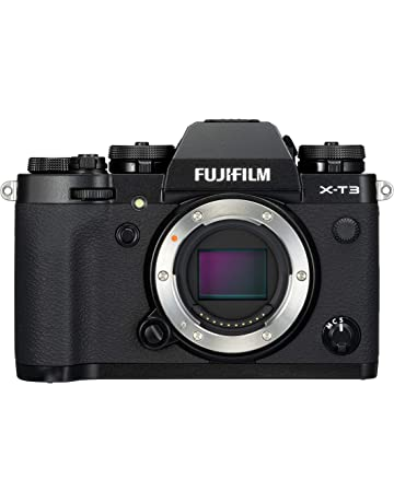 Fujifilm X-T3 Mirrorless Digital Camera, Black