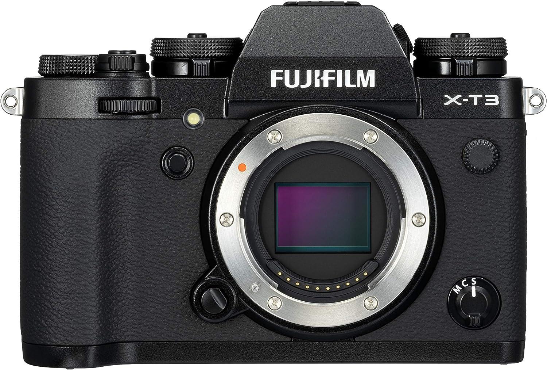 Fujifilm Appareil photo compact hybride X-T3 26,1 Mpix Noir/Argent