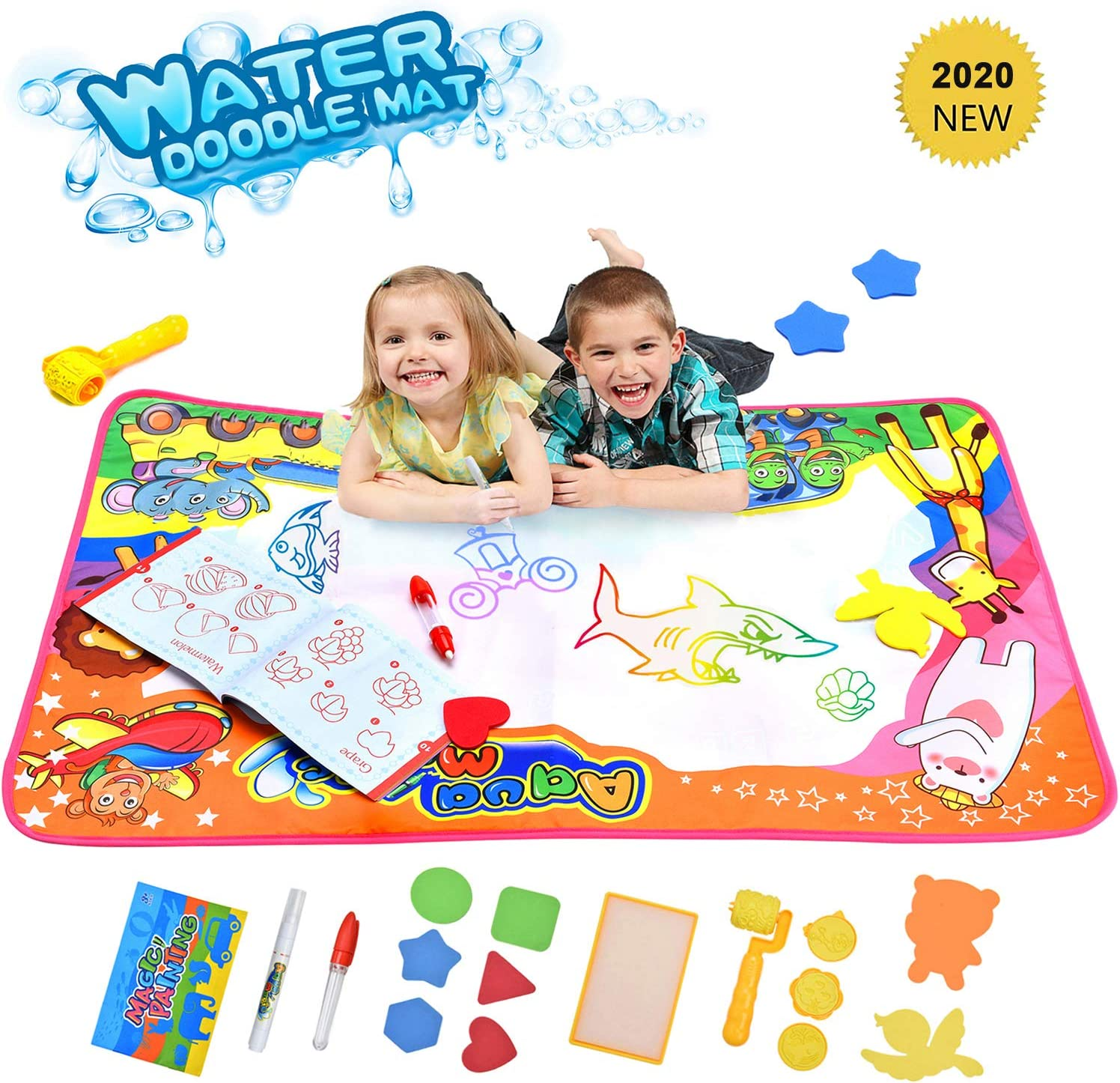 Top 9 Best Water Drawing Mat (2020 Reviews & Buying Guide) 4