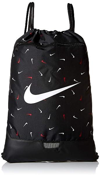 Amazon.com: Nike Brasilia Gym Sack - 9.0 All Over Print 2 ...