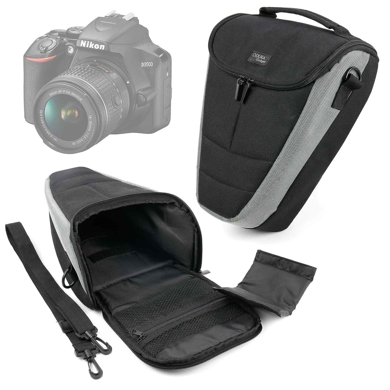 DURAGADGET Funda para Cámara Nikon D3500: Amazon.es: Electrónica