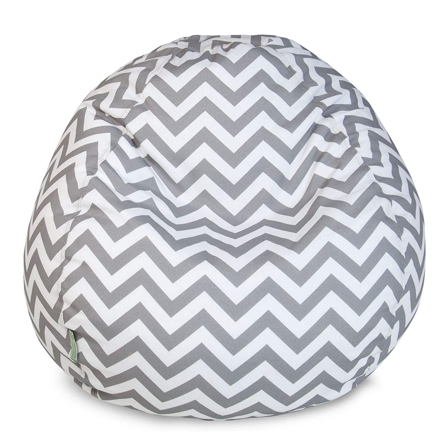 Amazon.com: Interior/exterior Chevron pequeñas Bean Bag ...