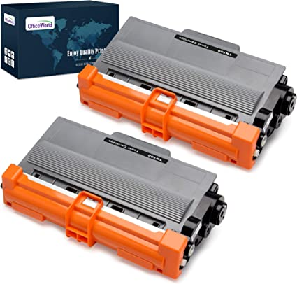 10 pk TN750 Toner Cartridge for  HL-6180DW DCP-8110DN Printer USA SELLER!