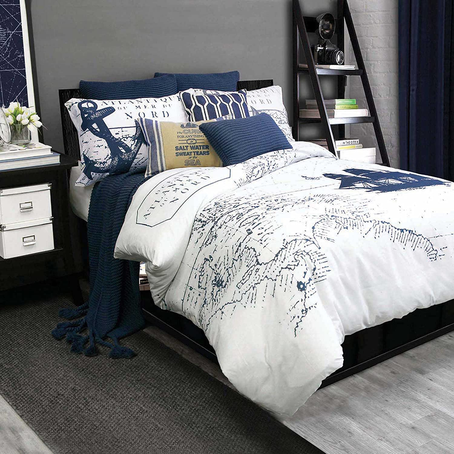 blue mariella and queen crate full reviews duvet cover barrel