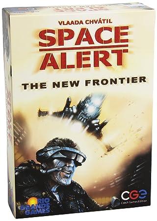 Río Grande - El Juego de mesa Alerta espacial New Frontier ...
