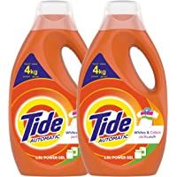 Tide Whites & Colors Power Gel Detergent - Pack of 2-Pieces (2 x 1.8 L)