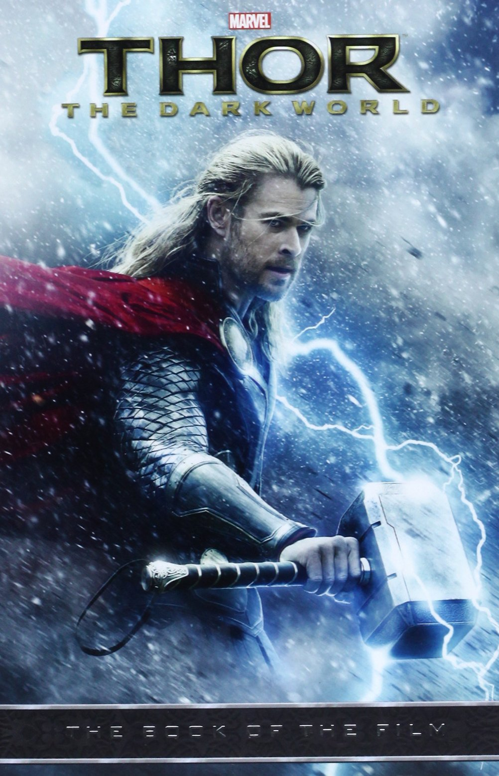 Marvel Thor 2: The Dark World Book of the Film