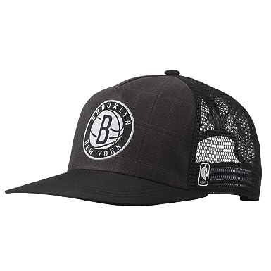 Adidas Brooklyn Nets NBA - Gorra de camionero para hombre: Amazon.es: Deportes y aire libre