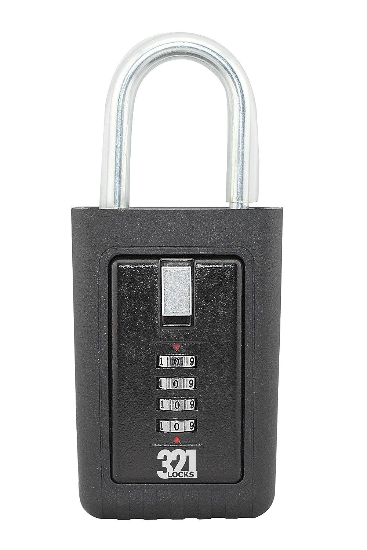 Amazon.com: Key Lock Box LB-003 - Hide a Key Outside for Your House ...