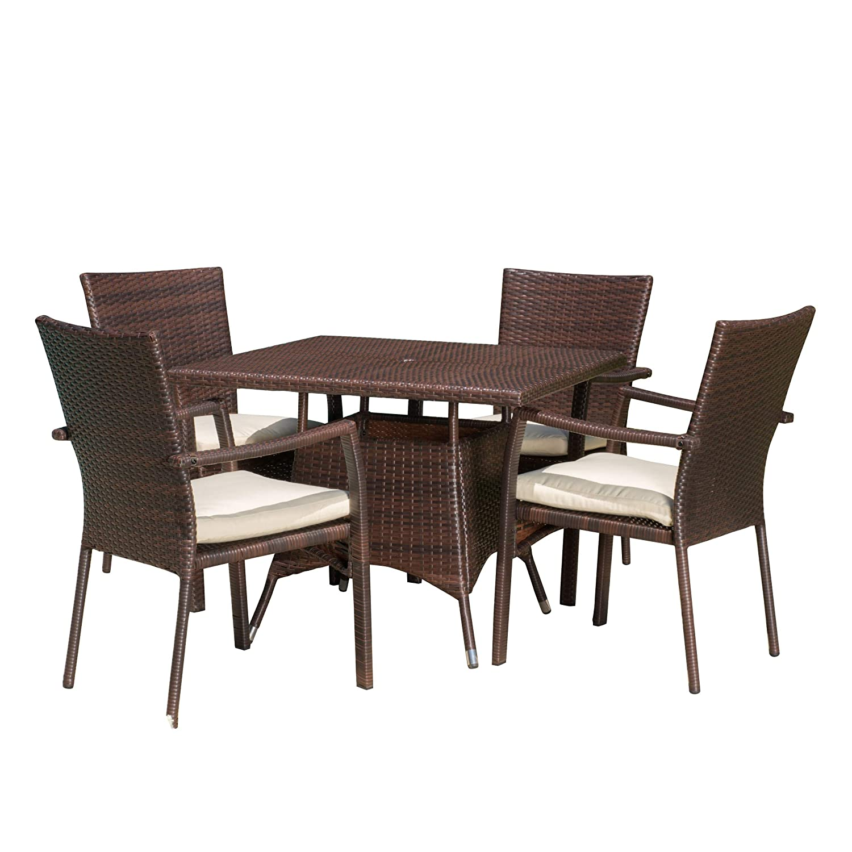 Christopher Knight Patio Furniture.Amazon Com Christopher Knight Home Poolside Patio Furniture 5