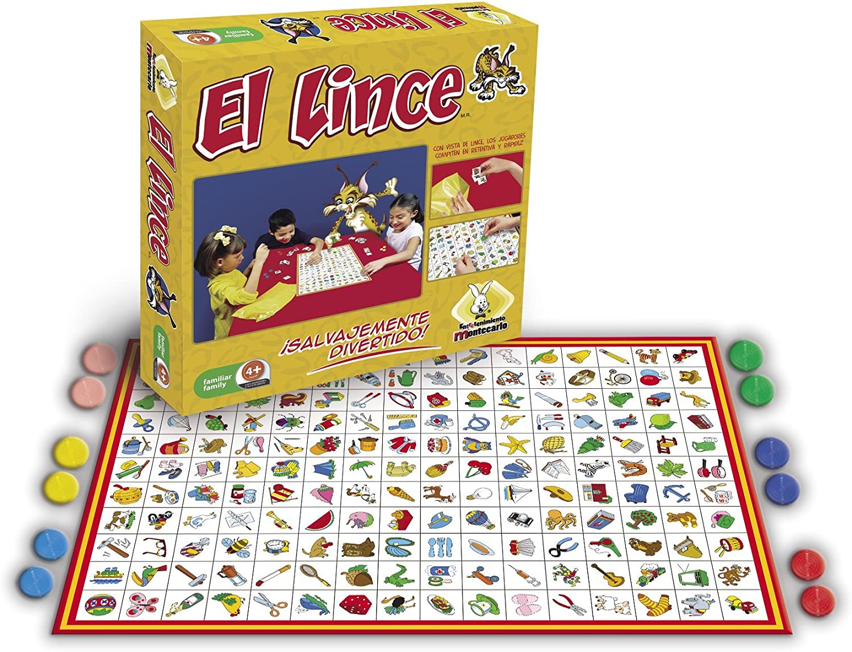 El Lince Game by Novedades Montecarlo: Amazon.es: Juguetes y juegos