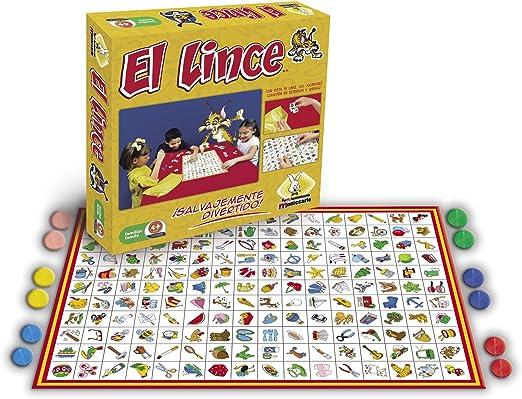 Novedades Montecarlo El Lince Juego De Mesa Mx Juegos Y Juguetes