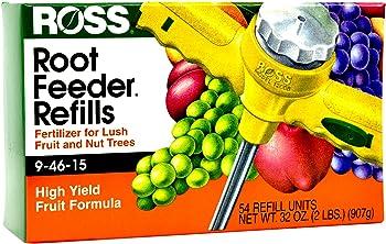 Ross 14330 Refills for Ross Root Feeder Fertilizer For Fruit Trees