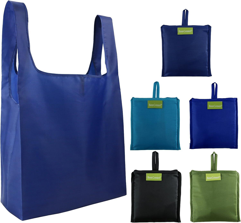 1pc Foldable Shopping Bags Reusable Eco Grocery Carry Bag Storage Tote Handbag