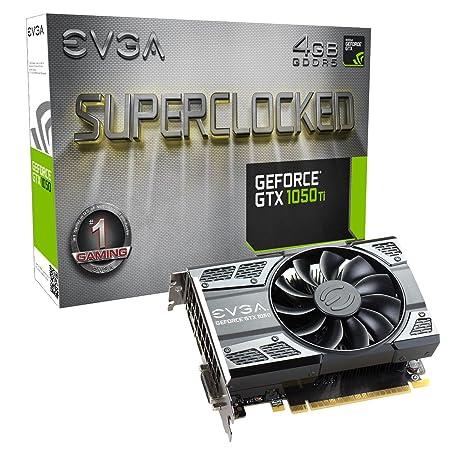Review EVGA GeForce GTX 1050