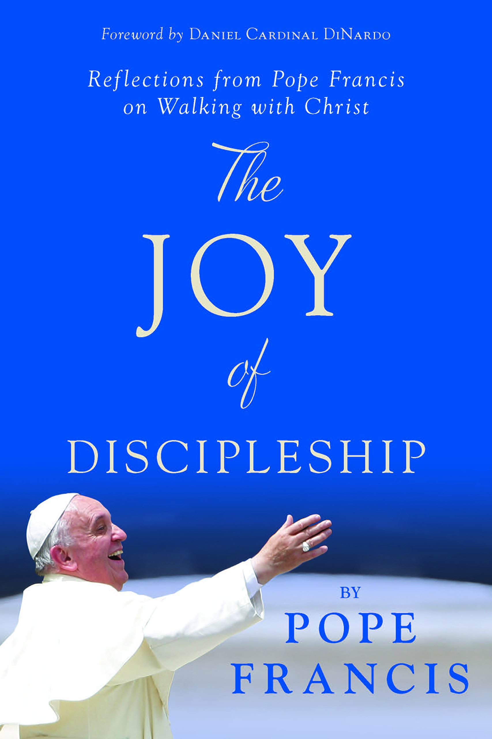 The Joy Of Discipleship: Reflections From Pope Francis On Walking With  Christ: Amazon: Pope Francis: 9780829444315: Books
