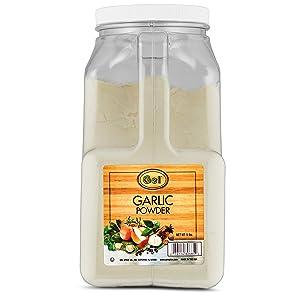 Gel Spice Garlic Powder Food Service SIze 5 LB