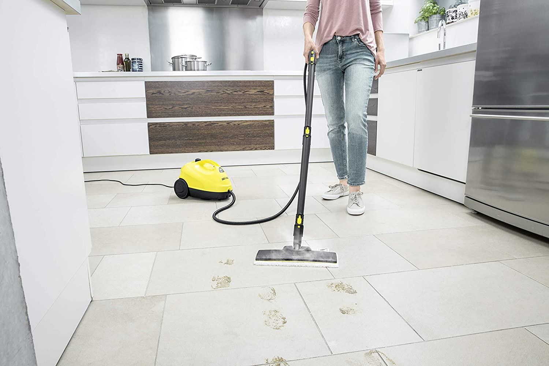 Limpiadora de Vapor Manual