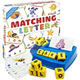 Matching Letter Game for Kids - Spelling Game for Learning Objects, Teaches Word Recognition, Increases Memory - Educational