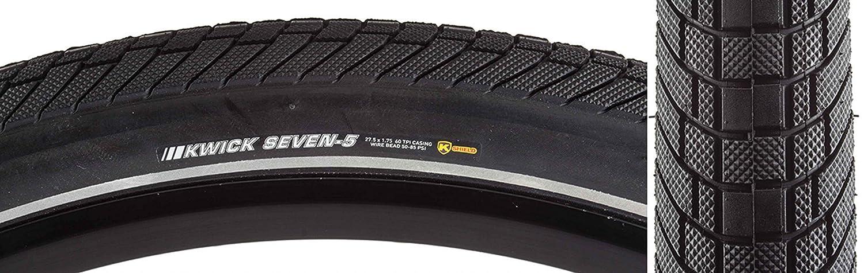 Kenda Kwick Journey Tire 27.5 X 1.75 Black Sidewall Bike