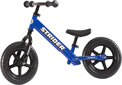 "US 12/"" Kids Balance Bike Classic No-Pedal Learn To Ride Pre Bike Christmas   US"