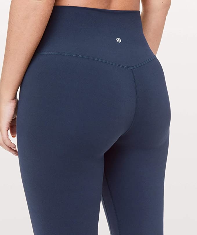 lululemon Wunder bajo - Pantalones de yoga Estribos ...