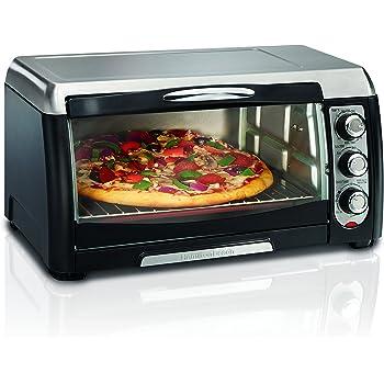Amazon Com Hamilton Beach 31330 Toaster Oven Kitchen