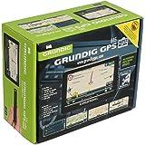 """Grundig 8711252226637 - GPS para coches de 5 """", mapas de Europa general, negro"""