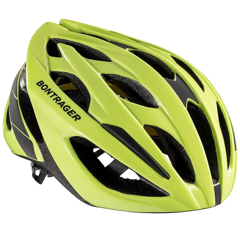 Bontrager Starvos MIPS Rennrad Fahrrad Helm Gelb 2019