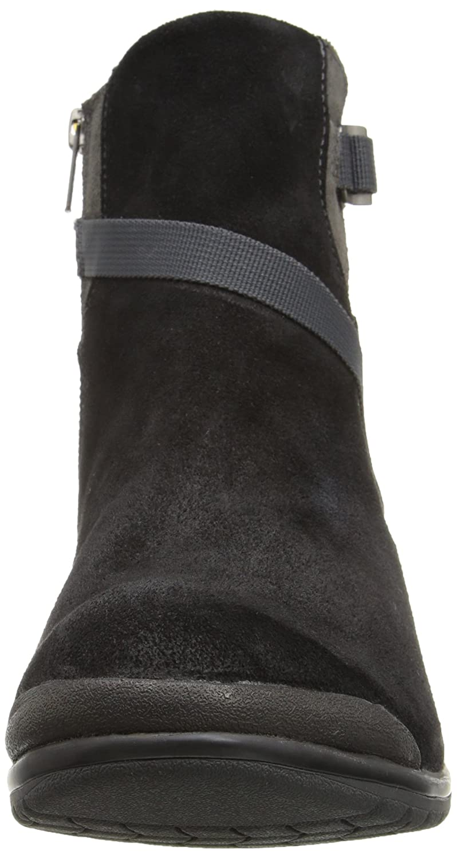 KEEN Women's Morrison Mid Boot B019HDM328 10 B(M) US|Black/Black