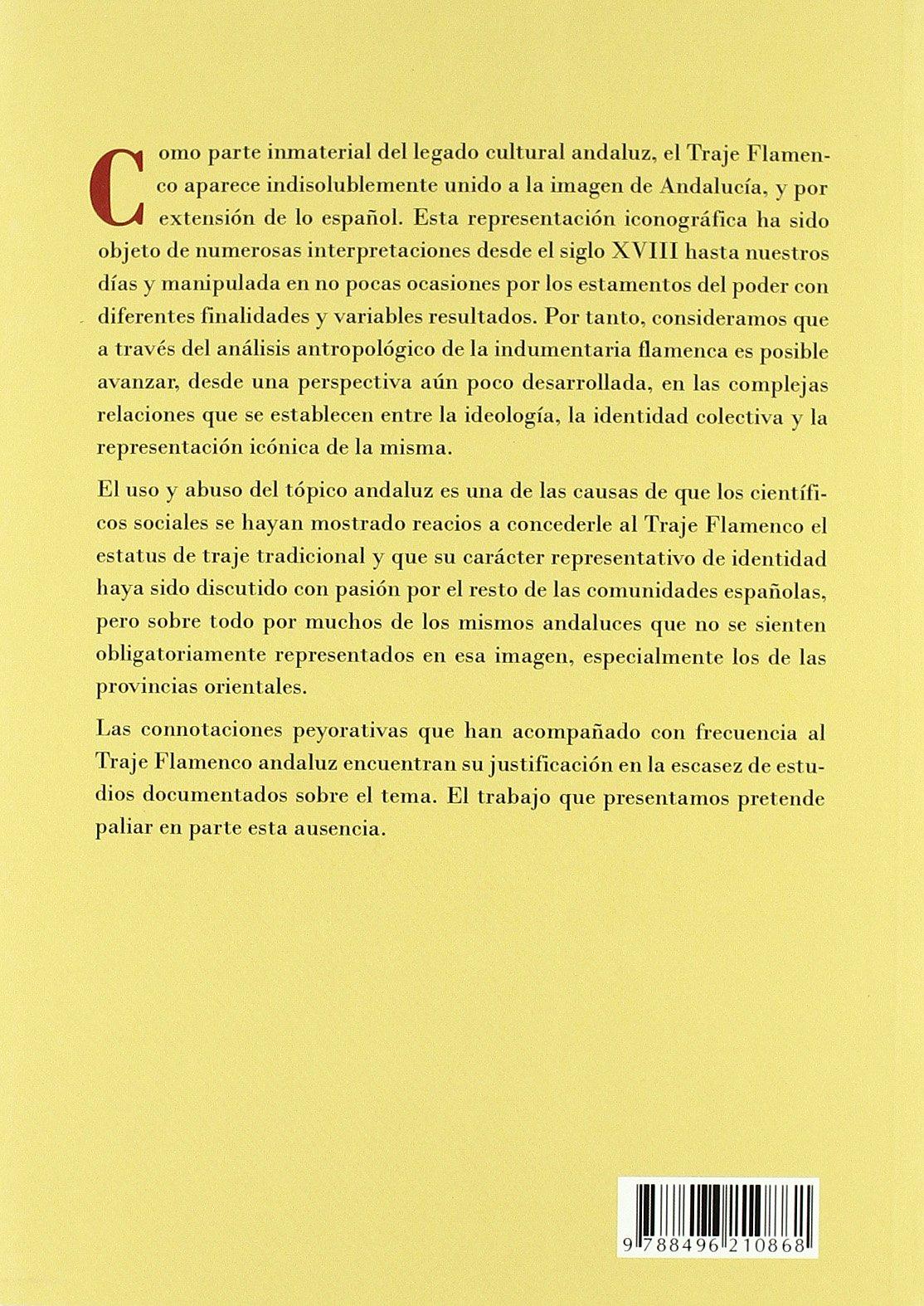 TRAJE DE FLAMENCA: 9788496210868: Amazon.com: Books
