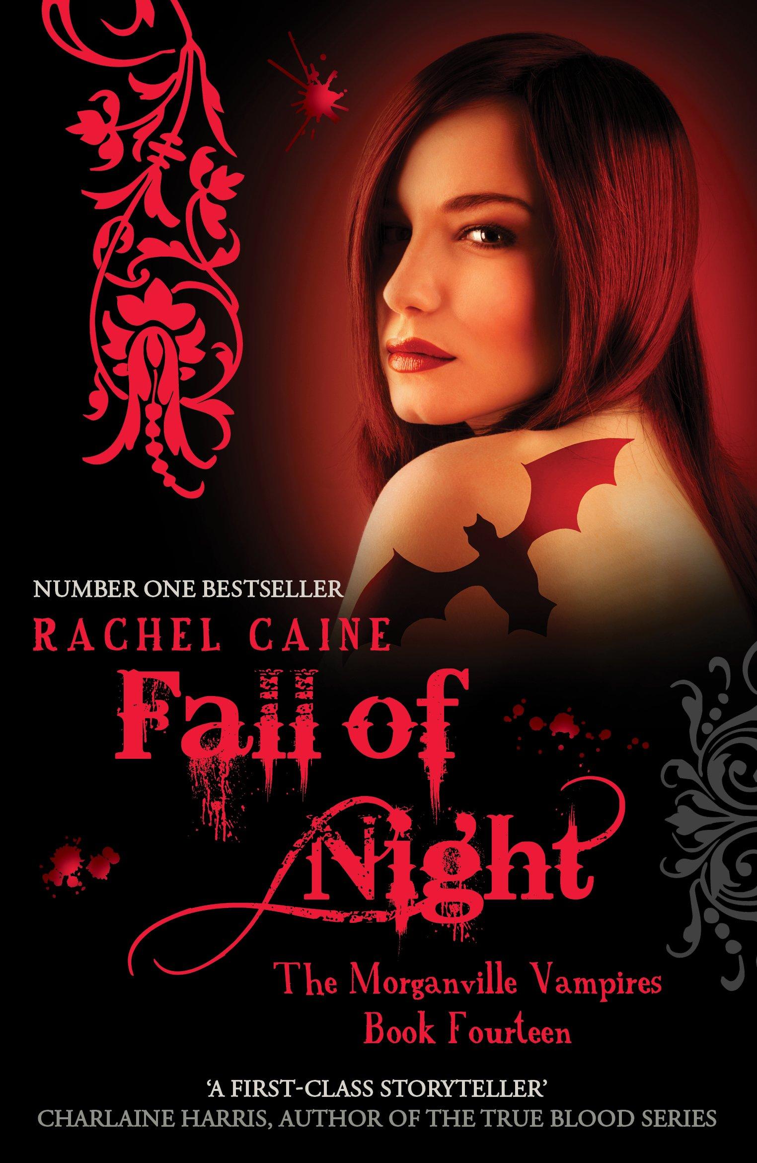 Morganville Vampires 14. Fall of Night Morganville (Morganville Vampires (Paperback))