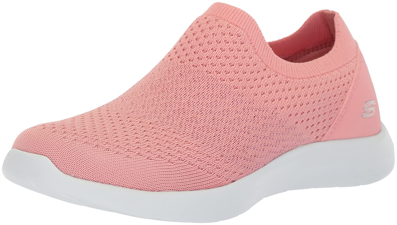 Skechers Women's Studio Comfort-Premiere Class Sneaker B0778XYLRZ 8 B(M) US Rose