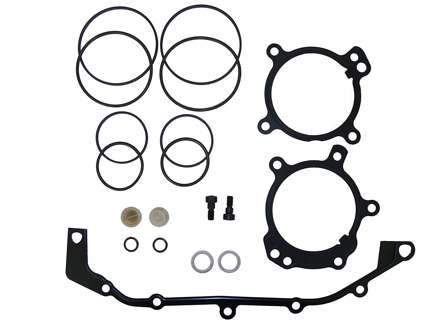 Bmw Dual Vanos O Ring Seal Repair Kit E36 E39 E46 E53 1996 528i Engine Diagram E60 E83 E85 M52tu M54 M56 Automotive