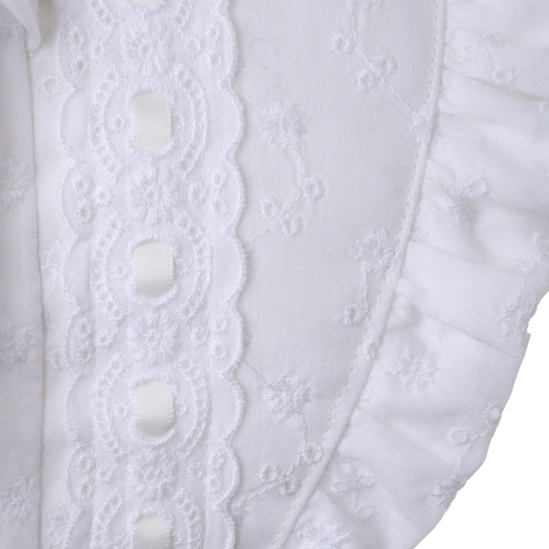 Hanakimi Lace Royal Sun Bonnet Handmade KM036