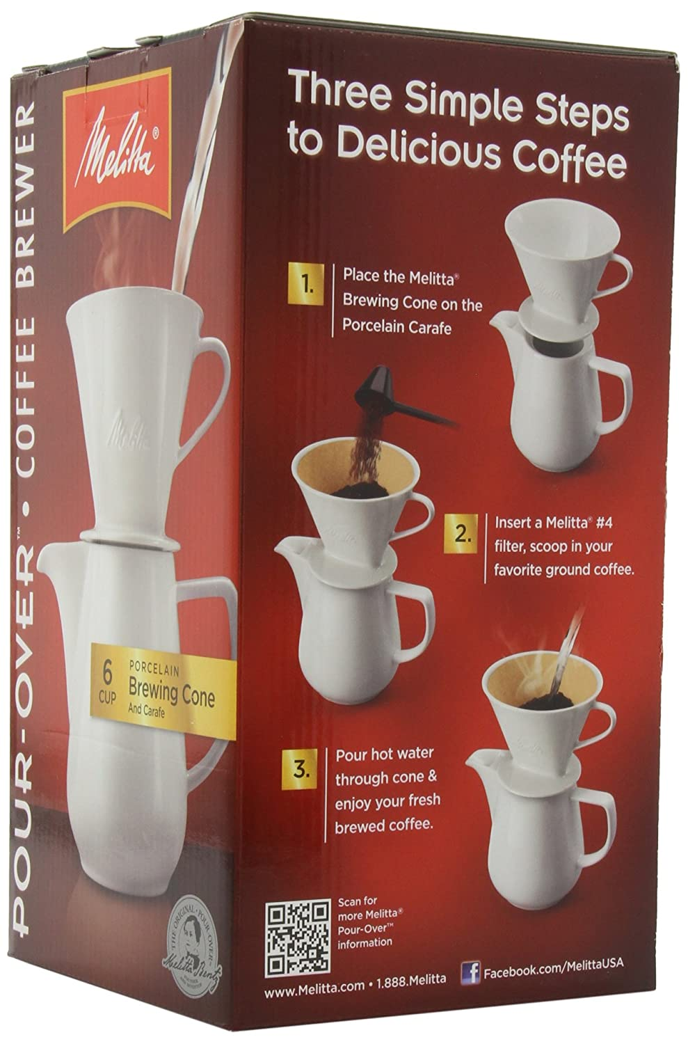 Drip coffee maker - choice of lazy gourmets