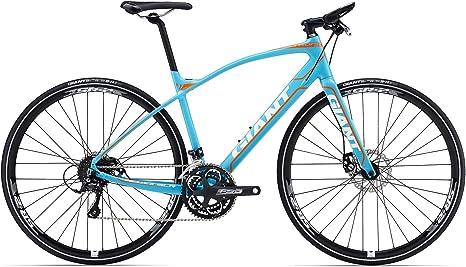 Giant Fast Road SLR 2, 71 cm - Bicicleta de fitness, azul ...