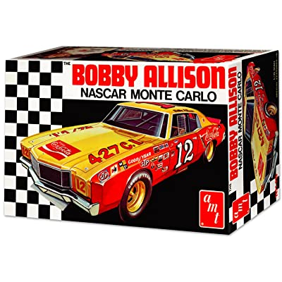 AMT 1972 Monte Carlo Stock Car Coca Cola Bobby Allison, AMT1064: Toys & Games