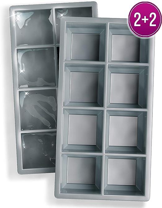 Set of 3 Pink Mini Ice Brick Pack Block Blocks Freezer Cooler Bag Box Travel Picnic: Amazon.es: Hogar