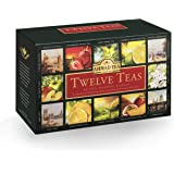 Ahmad Tea Twleve Enveloped, 20 Tea Bags