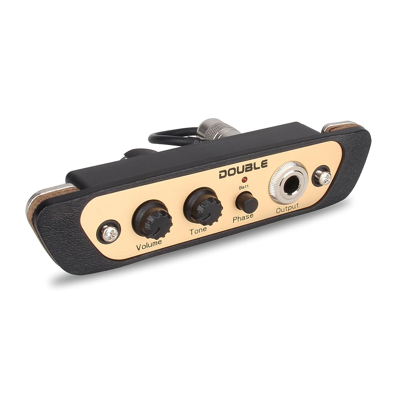 Mugig Cajon Pickup, CajonAccessories for CajonDrum, AcousticPickup of CajonBoxDrum CJ01