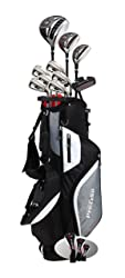 Precise Top Line Men's Right Handed M5 Golf Club Set