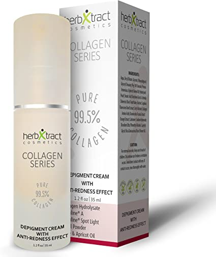 Amazon Com Depigmentation Cream With Anti Redness Effect