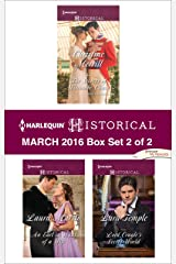 Harlequin Historical March 2016 - Box Set 2 of 2: An Anthology
